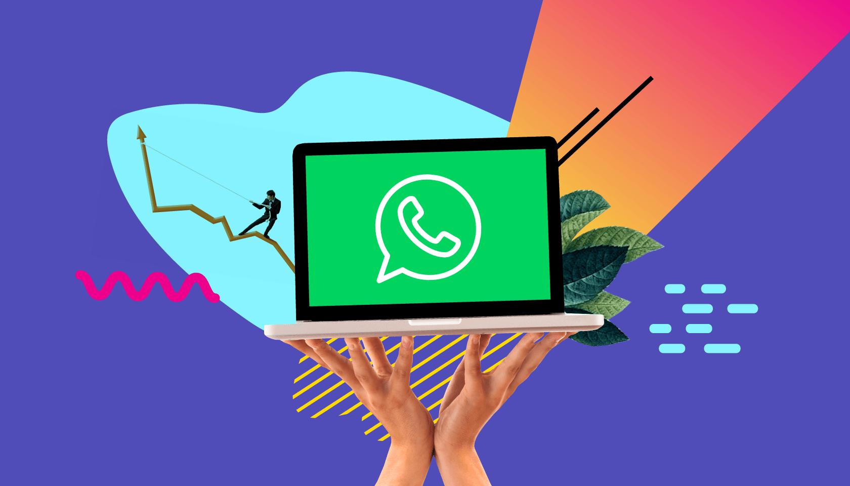 Como o WhatsApp pode ajudar a sua empresa?