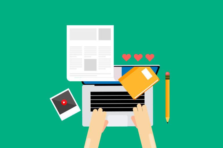 importância do blog